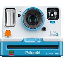 Polaroid OneStep 2 View Finder - Summer Blue