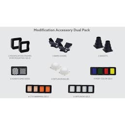 Lume Cube - Modification Accessory Dual Pack