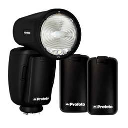 Profoto A1 Air TTL Nikon with 3x High-Capacity Li-ion Batteries