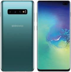 Renewed Samsung Galaxy S10 128GB (Green) Excellent Condition (B+)