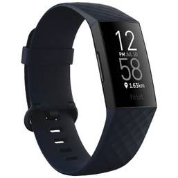 Fitbit Charge 4 Storm Blue/ Black