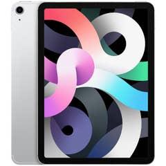 Apple iPad Air 256GB Wi-Fi  plus Cellular - Silver (4th Gen)