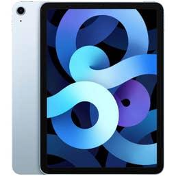 Apple iPad Air 256GB Wi-Fi - Sky Blue (4th Gen)