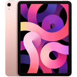 Apple iPad Air 64GB Wi-Fi - Rose Gold (4th Gen)