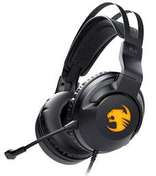 Roccat Elo 7.1 USB Surround Sound RGB Gaming Headset for PC