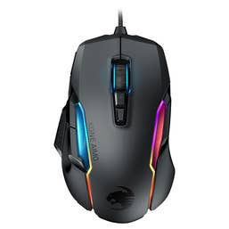 Roccat Kone AIMO Remastered RGB Optical Gaming Mouse (Black)