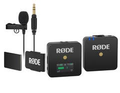 Rode Wireless GO Lavalier Kit with MagClip Go