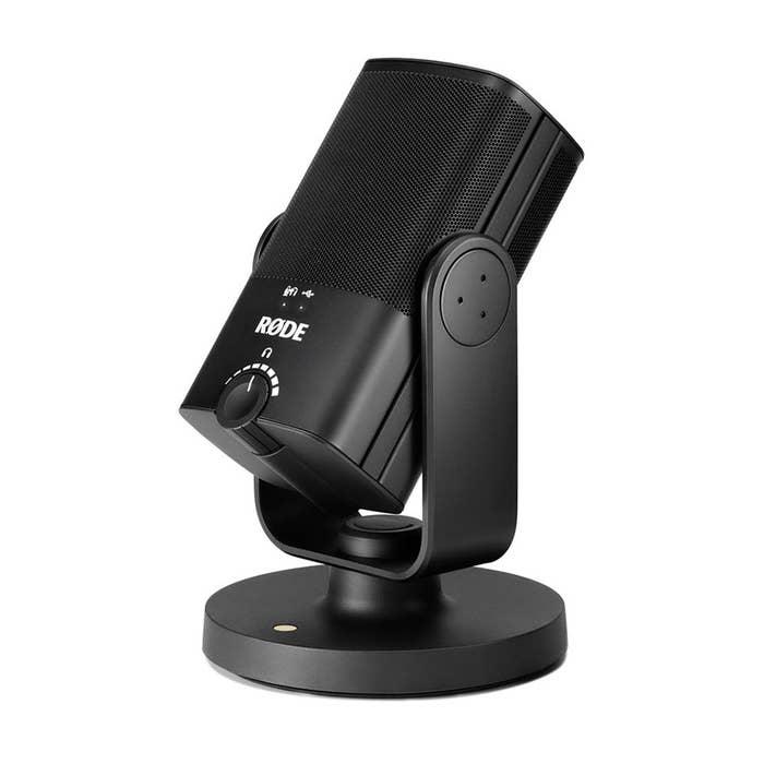 Rode NT-USB Mini Studio-Quality USB Microphone
