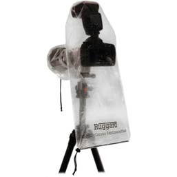 Ruggard Rain Cover DSLR with Flash and Lenses to 18 Long RC-P18F