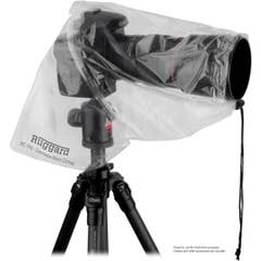 """Ruggard RC-P8 Rain Cover for Lenses up to 8"""" Long"""