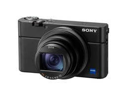 Sony CyberShot RX100 Mark VII - perfect vlogging camera with superfast autofocus, microphone input and selfie screen