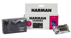 Harman Reusable 35mm Camera with Flash & 2x Kentmere Pan 400 Film