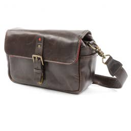 ONA Bowery (Leica Edition) Camera Bag  (Leather, Dark Truffle)