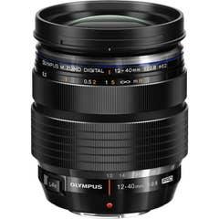Olympus 12-40mm f/2.8 PRO Lens - Black