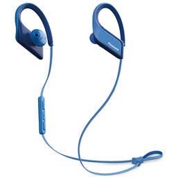 Panasonic Wings Ultra-Light Wireless Bluetooth Sport Earphones, Blue
