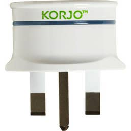 Korjo Adapter - Great Britain