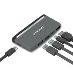 Mbeat Essential Pro 5-IN-1 USB- C Hub