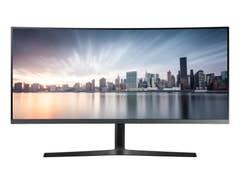 Samsung LC34H892WGEXXY 34 100Hz Ultra-Wide QHD FreeSync USB-C Curved Monitor