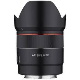 Samyang 35mm F1.8 Auto Focus UMC II Sony E Full Frame Lens