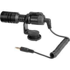 SARAMONIC VMic Mini Camera-Mount Condenser Shotgun Microphone
