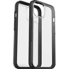 LifeProof SEE Case for Apple iPhone 13, Clear/Black - 77-85650