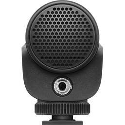 Sennheiser MKE 200 Ultracompact Camera-Mount Directional Microphone