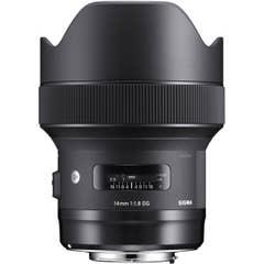 Sigma 14mm f/1.8 DG HSM Art Lens for L Mount