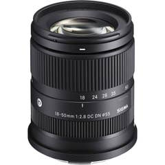 Sigma 18-50mm f/2.8 DC DN Contemporary Lens for L-Mount