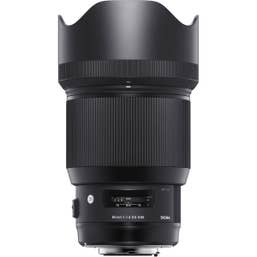 Sigma 85mm f1.4 DG HSM Art Lens for Canon EF