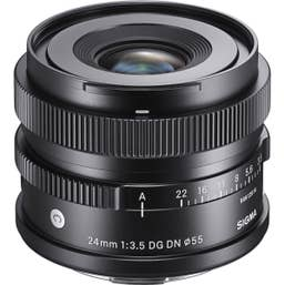 Sigma AF 24mm f/3.5 DG DN Contemporary Lens For Sony E-Mount