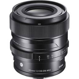 Sigma AF 65mm f/2 DG DN Contemporary Lens For Sony E-Mount