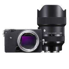 Sigma FP Digital Camera with Sigma AF 14-24mm f/2.8 DG DN (A) F/L-Mount Kit