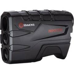 Simmons 4x20 Volt 600 Laser Rangefinder with Tilt, Black