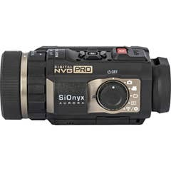 SiOnyx Aurora PRO Night Vision Monocular (Free Hard Case + Extra Battery)