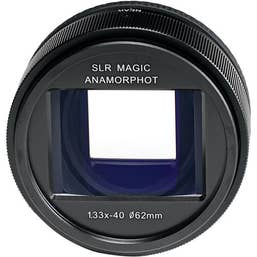 SLR MAGIC Anamorphic Adapter Anamorphot 1.33x, 40 (Compact)