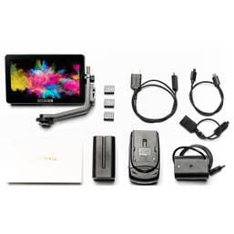 "SmallHD Focus HDMI OLED 5"" Monitor Panasonic Bundle"