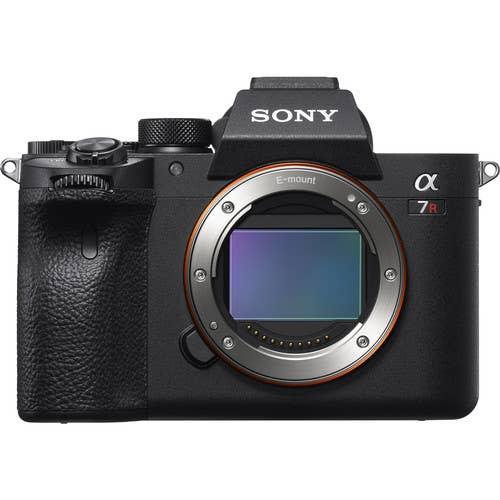 Sony A7R Mark IV Body