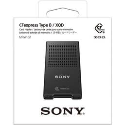 Sony CFexpress Type B / XQD Memory Card Reader