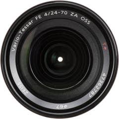 Sony Vario-Tessar T* FE 24-70mm f/4 ZA OSS Lens (SEL2470Z)