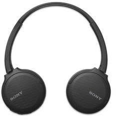 Sony WH-CH510 Wireless On-Ear Headphones (Black) 01