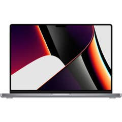 """Apple MacBook Pro 16"""" M1 Pro Chip with 10Core CPU /16GB/ 512GB SSD Space Grey"""