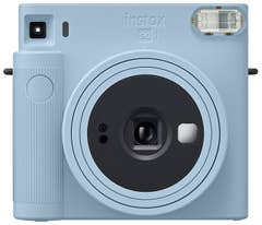Fujifilm INSTAX SQ1 Glacier Blue Camera