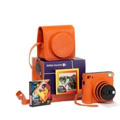 Fujifilm SQ1 XMAS21 Bundle Orange