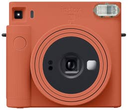 Fujifilm INSTAX SQ1 Terracotta Orange Camera