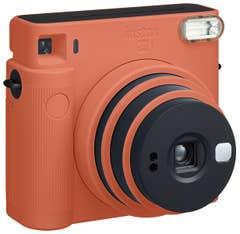 Fujifilm INSTAX SQ1 Terracotta Orange Camera