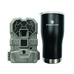 STEALTH CAM FX12 10MP LO-GLOW W/ BONUS INSULATED COFFEE MUG