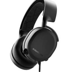SteelSeries Arctis 3 (2019 Edition) Gaming Headset - Black