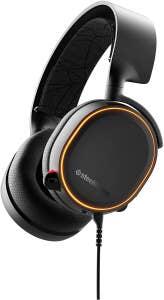 SteelSeries Arctis 5 2019 Ed 7.1 RGB Gaming Headset - Black