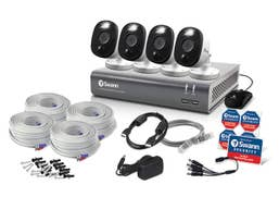 Swann 4 Camera 4 Channel 1080p Full HD DVR Security System