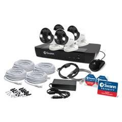 Swann 4 Camera 8 Channel 4K Ultra HD NVR Security System